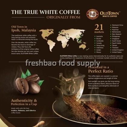 Oldtown Nan Yang White Coffee O Kosong