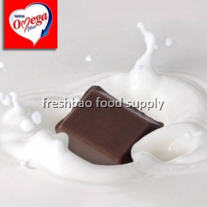 Nestle Omega Plus Dark Choc 6 Pack X 200ml
