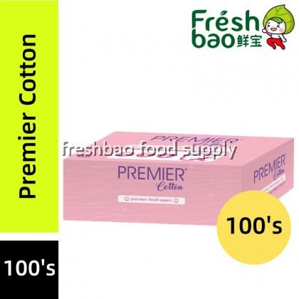 Premier Premium Facial Square 100's