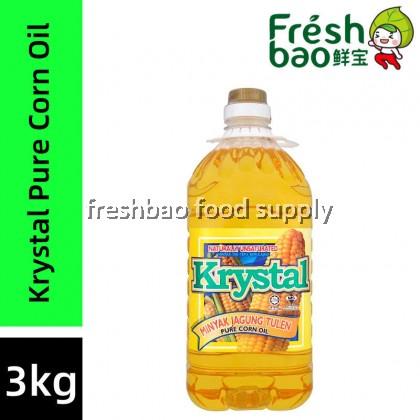 Krystal Pure Corn Oil