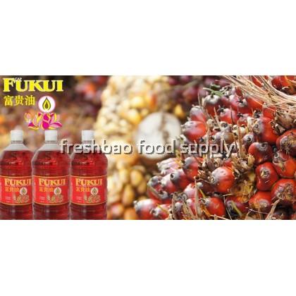 Cap FuKui Oil - Minyak Sembahyang | Praying Oil 富贵点灯油 2kg