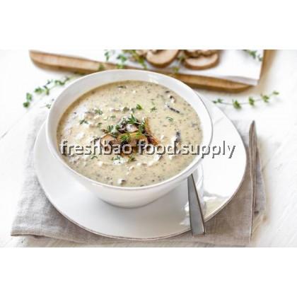 Campbell's Soup -  Sup Pekat Cendawan | Cream of Mushroom Soup 蘑菇汤 290g