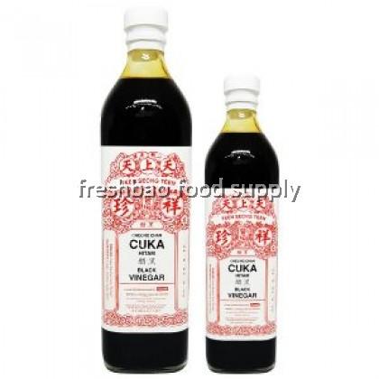 Teen Seong Teen Black Vinegar 天上天黑醋