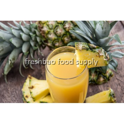 Lee Spring Natural Pineapple Juice 24x325ml