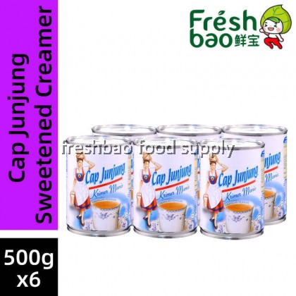 Cap Junjung Sweetened Creamer Krimer Manis 500g