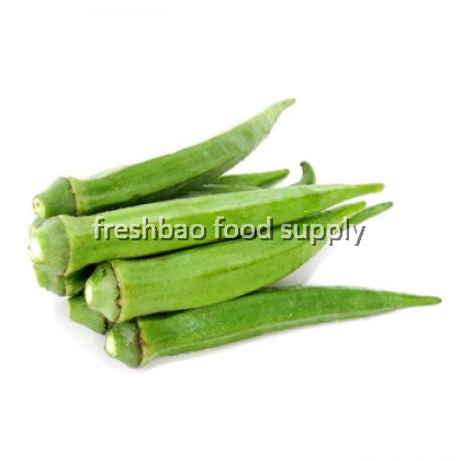 羊角豆 LADY FINGER 250GM
