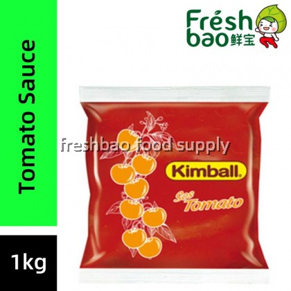 Kimball Sauce - Sos Packet   Sauce Pouch 包装酱料 1kg