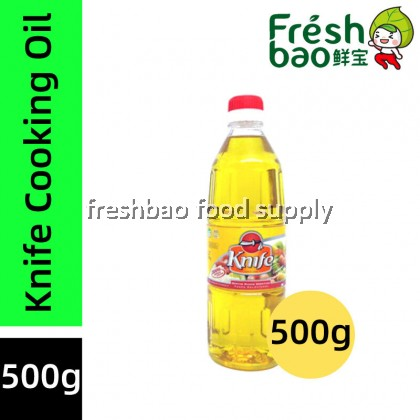 Knife Cooking Oil 刀标油